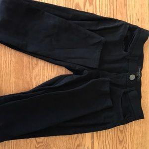 Black skinny jeans for Banana Republic